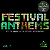 Festival Anthems, Vol. 7 von Various Artists