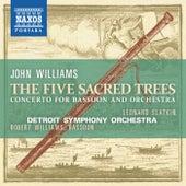 Williams: Bassoon Concerto