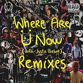 Where Are U Now (with Justin Bieber) Remixes de Jack Ü