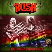 Rush Live, Radio Broadcast de Rush
