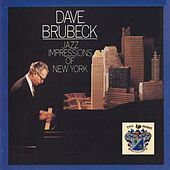 Jazz Impressions of New York de Dave Brubeck