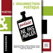 L'insurrection poétique (Chansons & poètes) de Various Artists