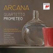 Arcana by Quartetto Prometeo