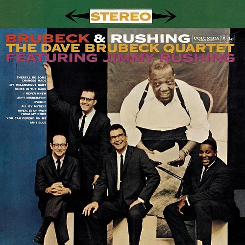 Brubeck & Rushing by Dave Brubeck