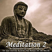 Meditation 2: Instrumental New Age Piano Guitar Music for Calm Soothing Relaxing Yoga Massage Spa and Healing de Meditation Music Master
