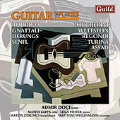 Admir Doçi - Rodrigo: Tres canciones españolas, Aranjuez, ma pensée - Turina: Sevillana - Boccherini: Introduction & Fandango - Gnattali: Sonata for guitar & cello - Senfl: Carmen by Various Artists