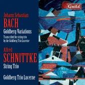 Bach: Goldberg Variations - Schnittke: String Trio by Goldberg Trio Lucerne