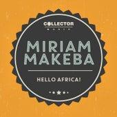 Hello Africa! de Miriam Makeba