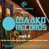 Streetlab presents The Best of Waako Records, Vol. 6 - EP by Various Artists