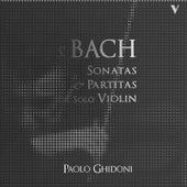 J.S. Bach: Sonatas & Partitas for Solo Violin de Paolo Ghidoni