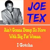 Aint Gonna Bump No More with No Big Fat Woman by Joe Tex