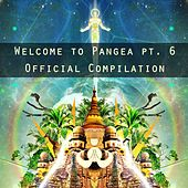 Welcome To Pangea, Pt. 6 Official Compilation - EP by Various Artists