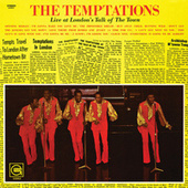 The Temptations Live At London's Talk Of The Town de The Temptations