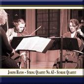 Haydn: String Quartet No. 63 in B-Flat Major