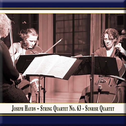 Haydn: String Quartet No. 63 in B-Flat Major 'Sunrise' (Live) by Rubin Quartett