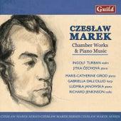 Marek: Sonata Op. 13, Suite De Quatre Morceaux Op. 18, Petite Suite Op. 36a, Canzone Solennelle and Gavotte Op. 18a, Rondeau Op. 33 by Various Artists