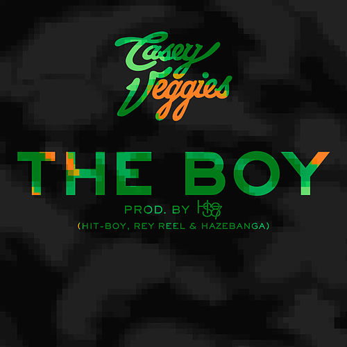 The Boy by Casey Veggies