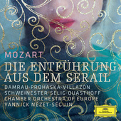 Mozart: Die Entführung aus dem Serail (Live) by Diana Damrau