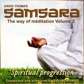 The Way of Meditation, Vol. 2 (Samsara Spiritual Progression) de David Thomas