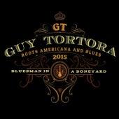 Bluesman in a Boneyard by Guy Tortora