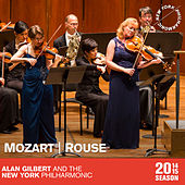 Mozart: Sinfonia Concertante - Christopher Rouse: Flute Concerto by New York Philharmonic