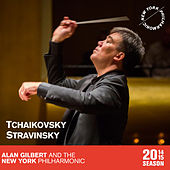 Tchaikovsky: Selections from Swan Lake - Stravinsky: Petrushka von New York Philharmonic