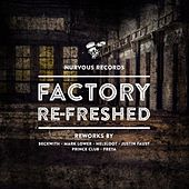 Factory Re-Freshed de Various Artists