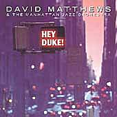 Hey Duke! by David Matthews