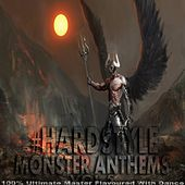 #Hardstyle Monster Anthems, Vol. 5 (100% Ultimate Master Flavoured with Dance) by Various Artists