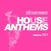 Juicy Music presents House Anthems 001 de Various Artists