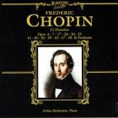 Frederic Chopin : 51 mazukas by Arthur Rubinstein