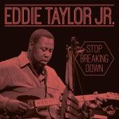 Stop Breaking Down by Eddie Taylor Jr.