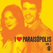 I Love Paraisópolis - Vol. 1 de Various Artists