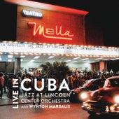Live in Cuba by Wynton Marsalis