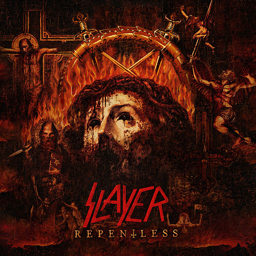 Repentless by Slayer