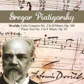 Dvořák: Cello Concerto No. 2 In B Minor, Op. 104 - Piano Trio No. 3 In F Minor, Op. 65 von Various Artists