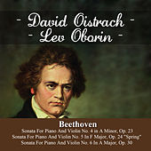 Beethoven:  Sonata For Piano And Violin No. 4 in A Minor, Op. 23 - Sonata For Piano And Violin No. 5 In F Major, Op. 24