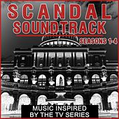 Scandal Soundtrack: Seasons 1-4 (Music Inspired by the TV Series) de Various Artists