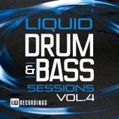 Liquid Drum & Bass Sessions, Vol. 4 - EP de Various Artists