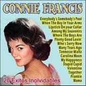 Connie Francis - 20 Exitos Inolvidables by Connie Francis