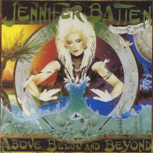 Above, Below and Beyond by Jennifer Batten