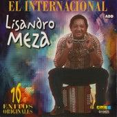 El Internacional - 16 Exitos by Lisandro Meza