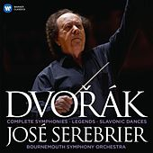 Dvorák: Symphonies Nos 1 - 9 by José Serebrier