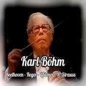 Karl Böhm, Beethoven-Reger-Pfitzner-R.Strauss by Various Artists