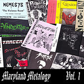Maryland Metalolgy Vol 1 by Various Artists