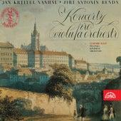 Vaňhal: Concerto for Viola in C Major - Benda: Concerto for Viola in F Major by Lubomír Malý