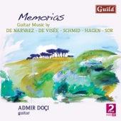 Admir Doçi - de Narvaez: Fantasia - de Visée: Suite No. 6 - Hagen: Suite in D Major - Schmid: Memorias - Sor: Marche Funèbre by Admir Doçi