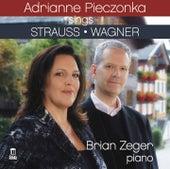R. Strauss & Wagner: Lieder by Adrianne Pieczonka