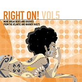 Right On! 5 von Various Artists
