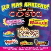 Lo Más Arrecho de la Costa by Various Artists